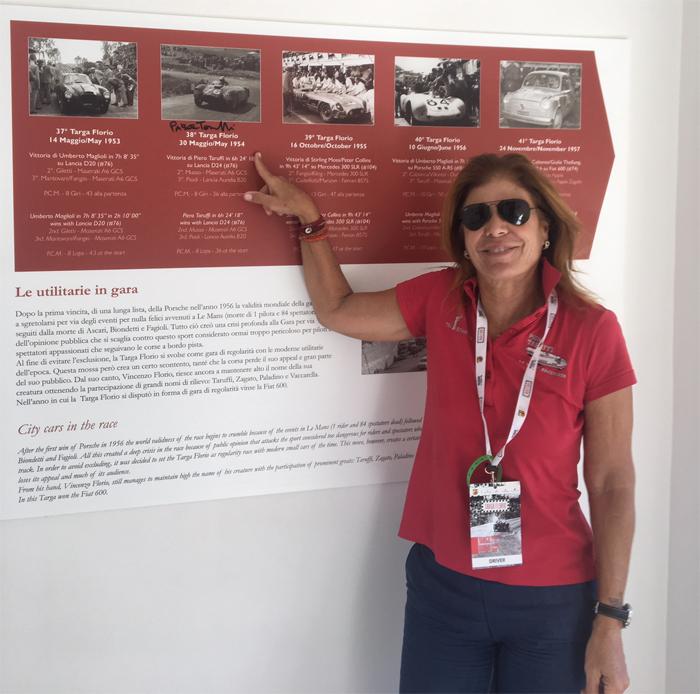 Prisca al Museo Vincenzo Florio di Cerda
